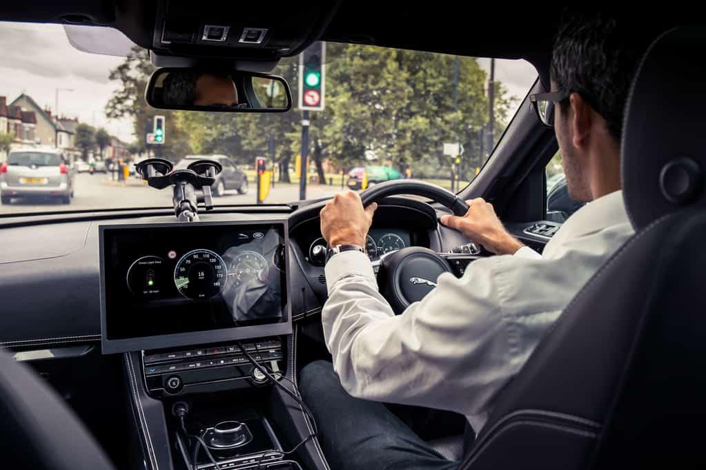Jaguar Ampelassistent