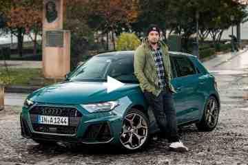 Audi A1, Edition 1, Jan Weizenecker