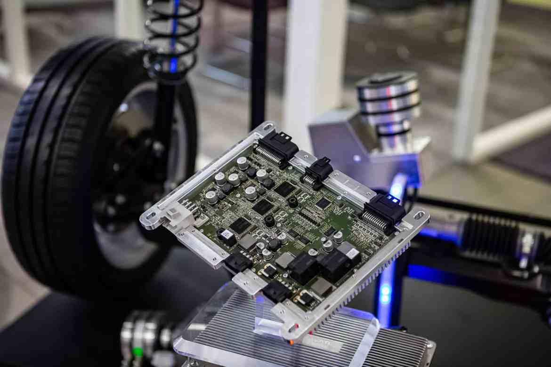 Liveübertragung: Schaeffler zeigt Space Drive auf der CES 2019