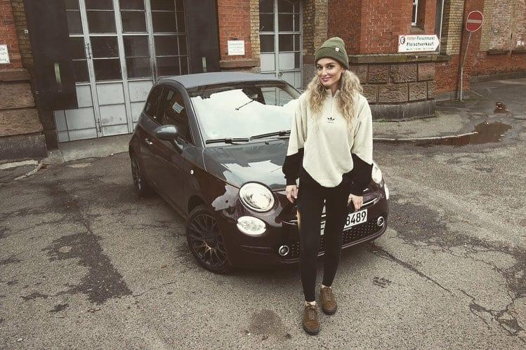 Fiat 500 Collezione, Nina Weizenecker