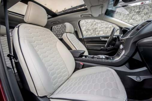 Ford Edge, Beifahrersitz