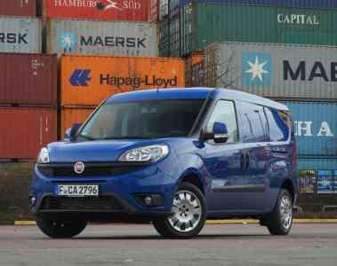 Fiat Transporter: Doblò Cargo komfortabler