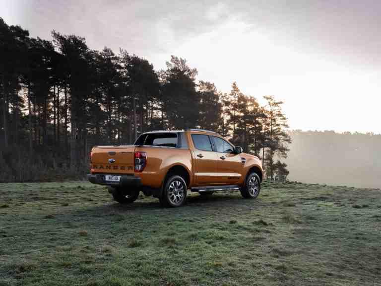 Ford öffnet seine Bücher für den neuen Ranger