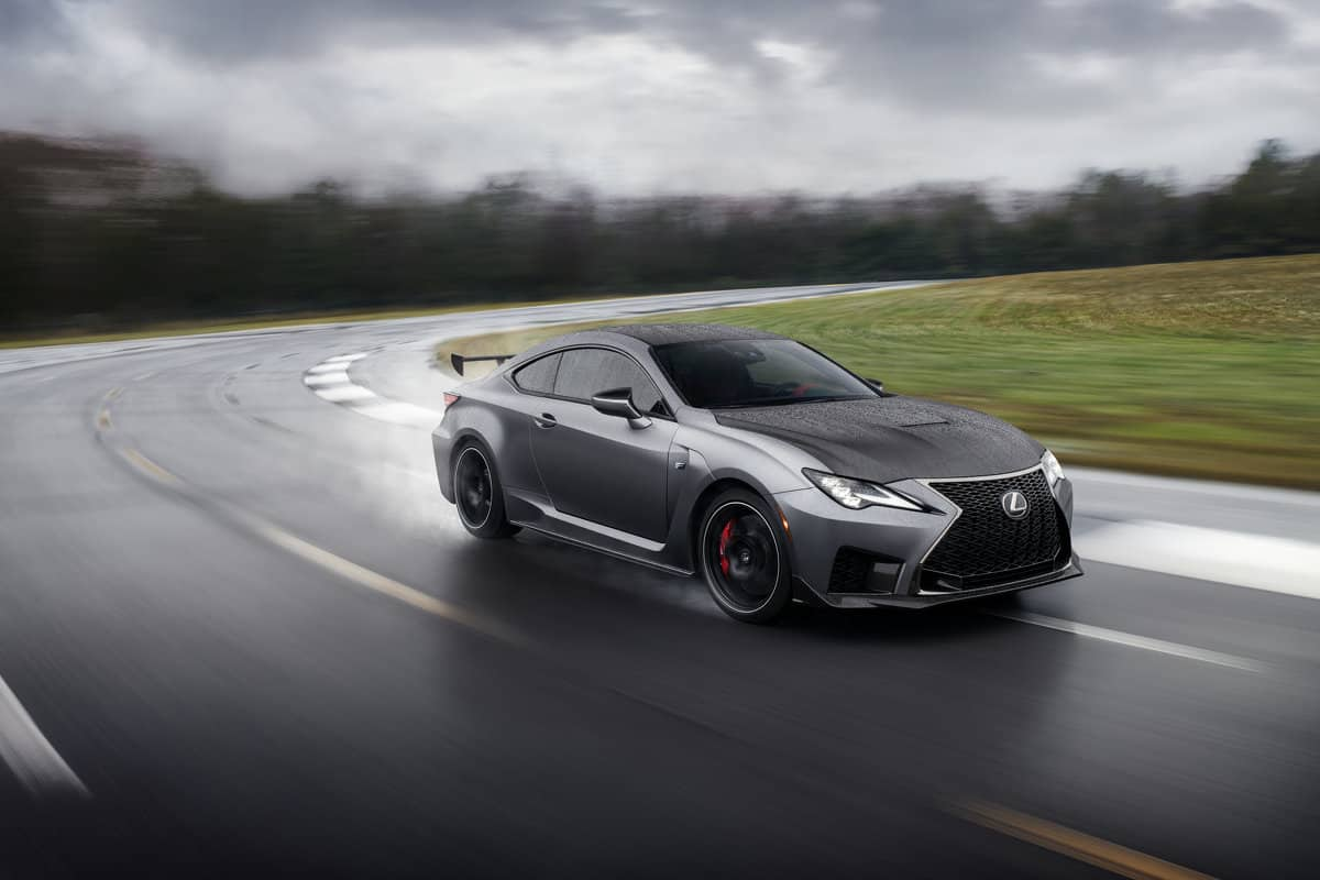 Lexus RC F Edition