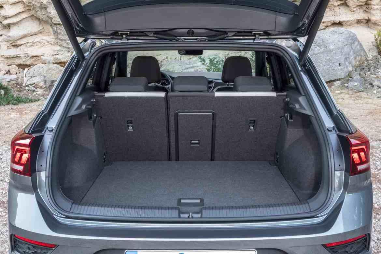 Volkswagen T-Roc 2.0 TSI, Kofferraum