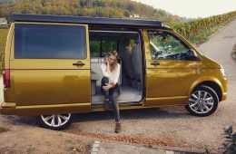 VW T6 California Coast, Nina Weizenecker