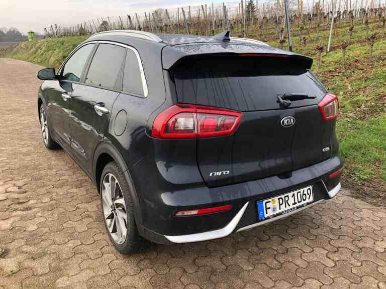 Kia Niro Hybrid 2019