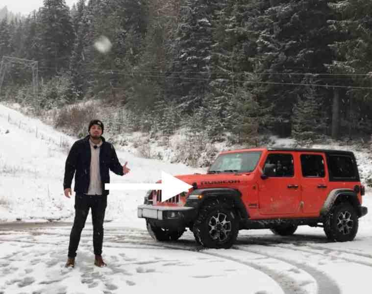 """Jeep Wrangler """"Rubicon"""" Unlimited (JL), Jan Weizenecker"""