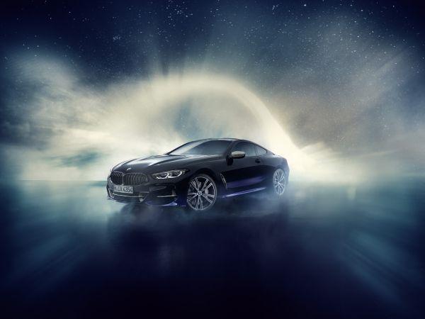 BMW Individual M850i Night Sky.