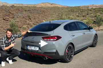 Hyundai i30 Fastback N Performance, Jan Weizenecker