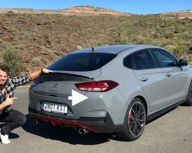 Hyundai i30 Fastback N Performance, Jan Weizenecker