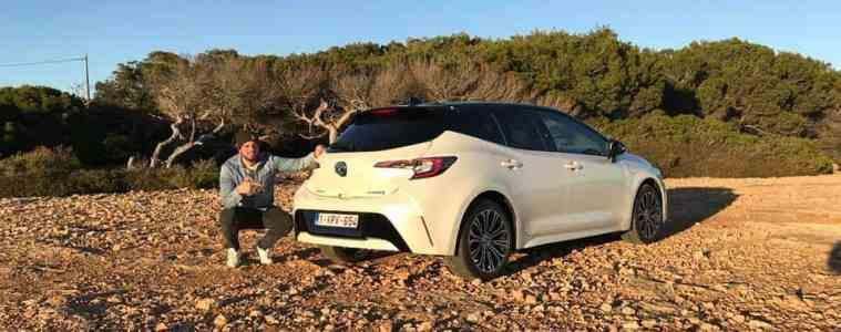 Toyota Corolla Touring Sports (Kombi), Jan Weizenecker