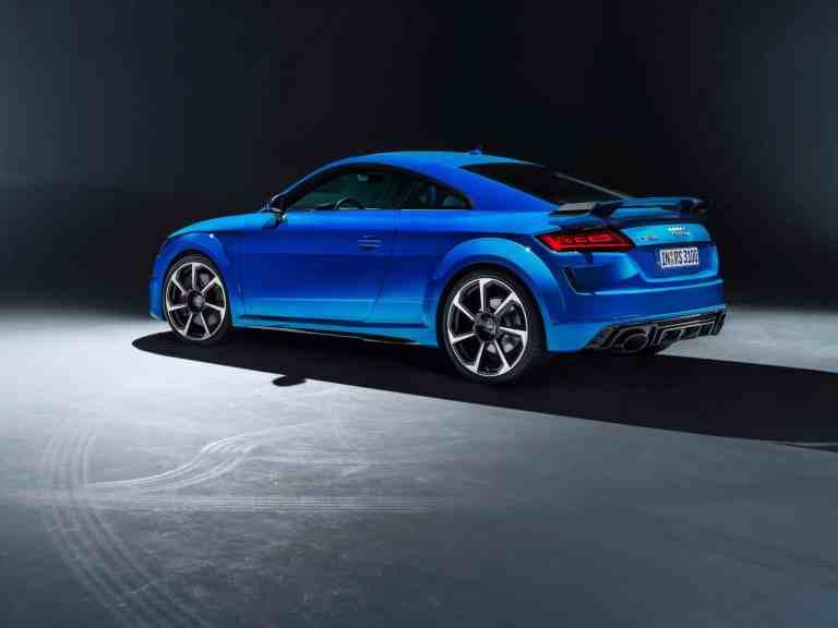 Neuer Audi TT RS - Coupé und Roadster - ab Donnerstag bestellbar