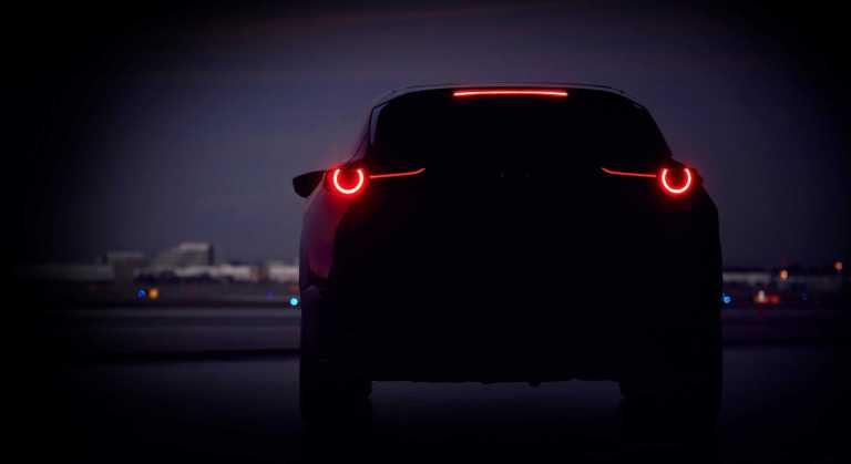 Mazda zeigt SUV auf Genfer Autosalon