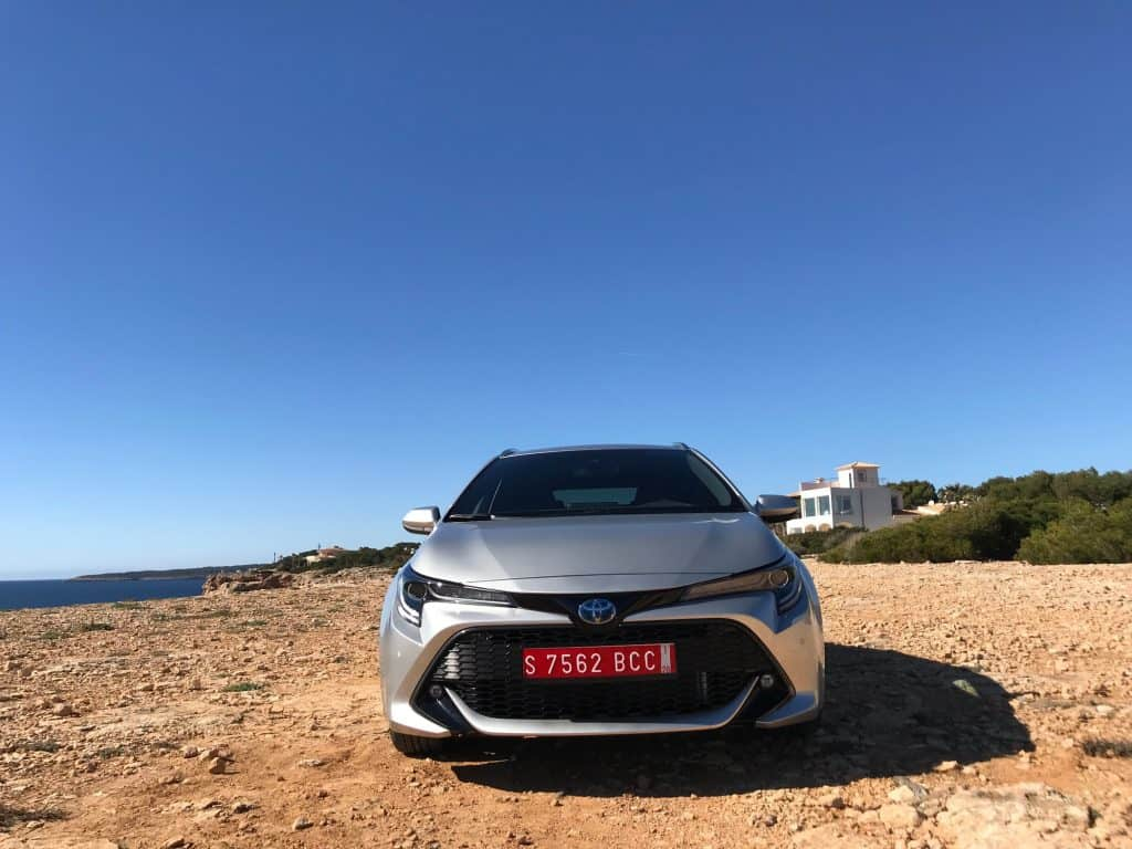 "Toyota Corolla ""Touring Sports"" (2019)"