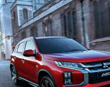 Mitsubishi bringt überarbeiteten ASX nach Genf