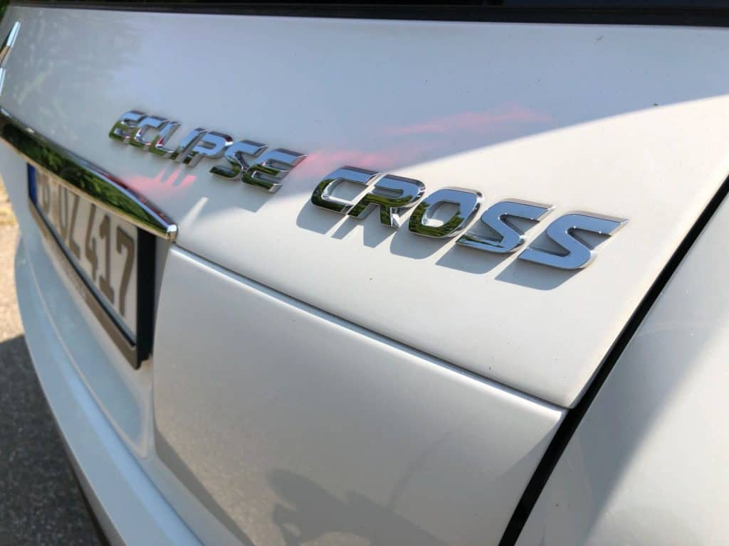 Mitsubishi Eclipse Cross - Crossover SUV-Coupé
