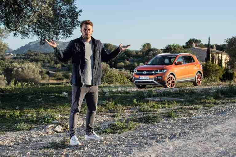 """VW T-Cross 1.0 TSI """"Style"""""""