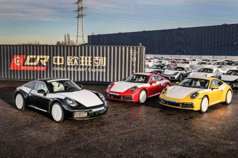 Porsche China Geschäft