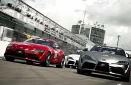 Mit dem GR-Supra-GT-Cup steigt Toyota in den e-Motorsport der Playstation-Serie Gran Turismo ein.