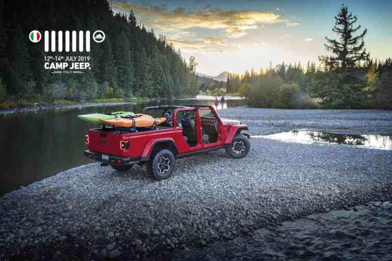 Jeep Camp der europäischen Jeep Owners Group