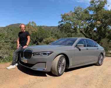 BMW 7er, Dr Friedbert Weizenecker