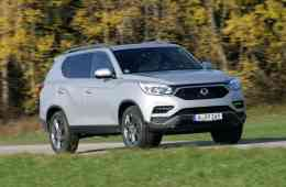 SsangYong Rexton Noblesse