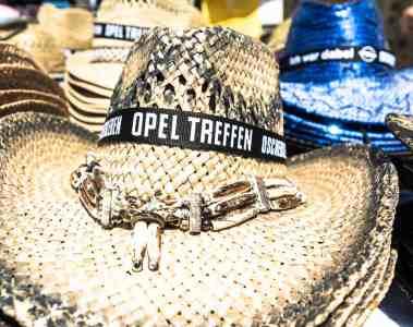 24. Opel-Fantreffen in Oschersleben