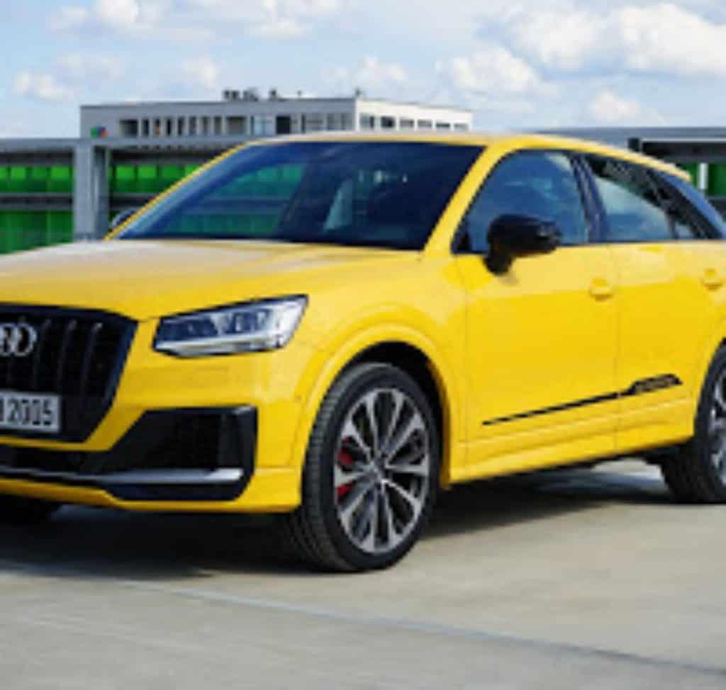 Audi SQ2, 2019, 300 PS