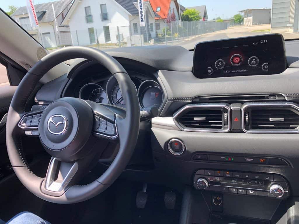 "Mazda CX-5 Skyaktive-D 150 AWD ""Kangei"""