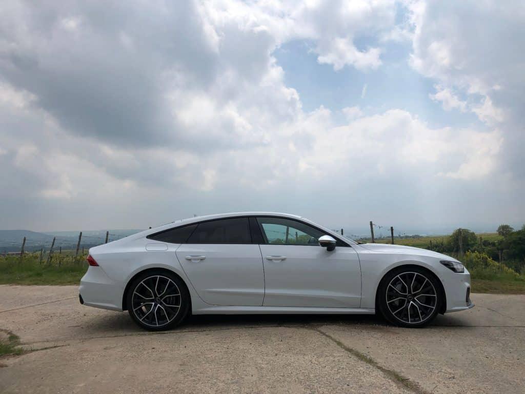 Audi S7 Sportback (349 PS)