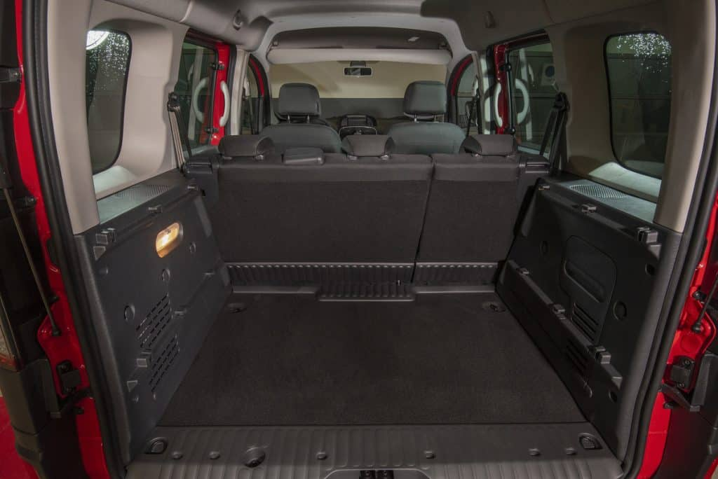 Nissan NV250 - Kastenwagen L1 (2019)