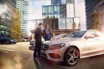 Mercedes-Benz kauft Ihr Auto