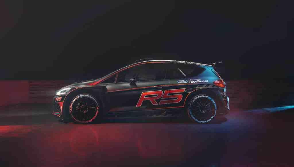 Rallye-Fiesta R5