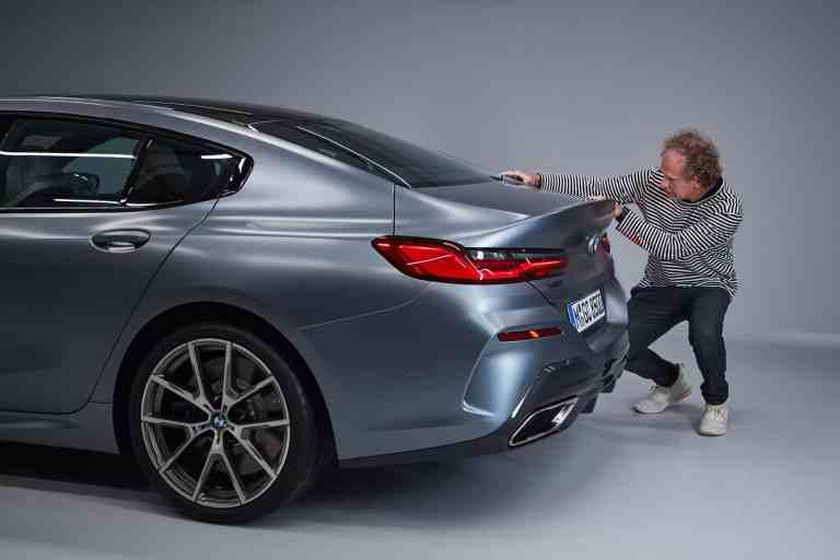 BMW 8er Gran Coupé, Felge
