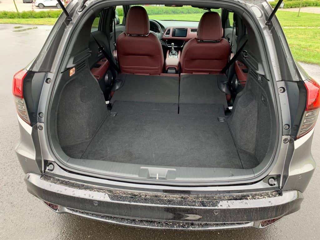 Honda HR-V Sport, Gepäckraum