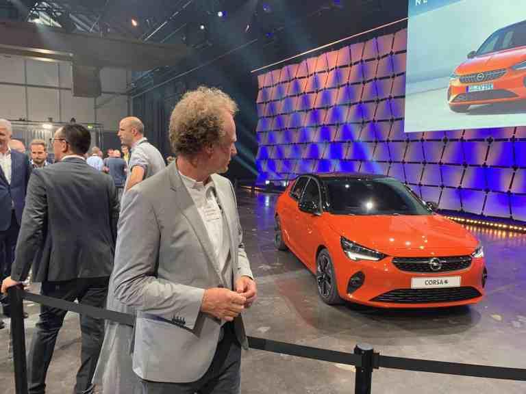 Opel e-Corsa, Dr Friedbert Weizenecker