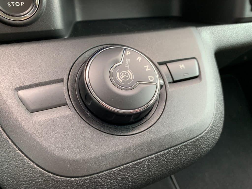 Opel Zafira Life Gangwahlschalter