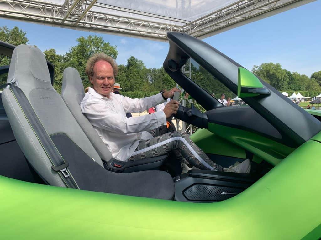 Volkswagen ID. Buggy, Dr Friedbert Weizenecker