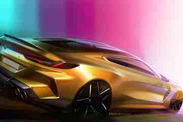 Der neue BMW M8 - Designskizzen (06/2019)