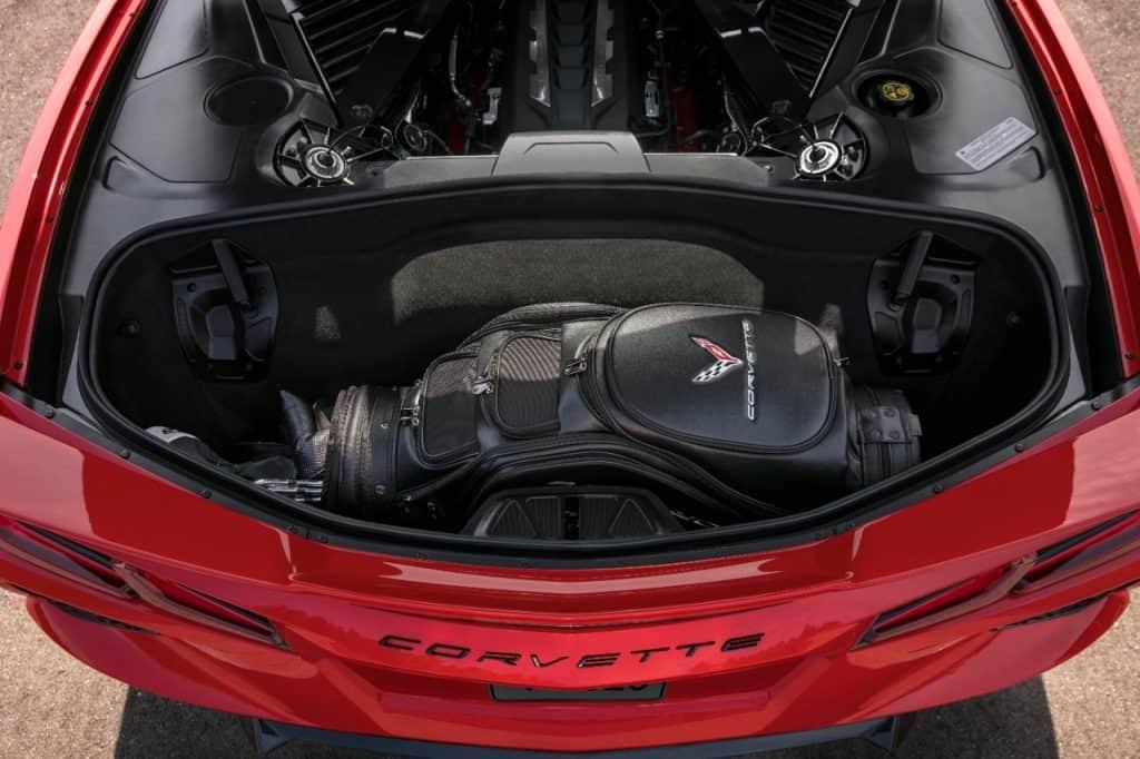 Neue Corvette Stingray, Motor