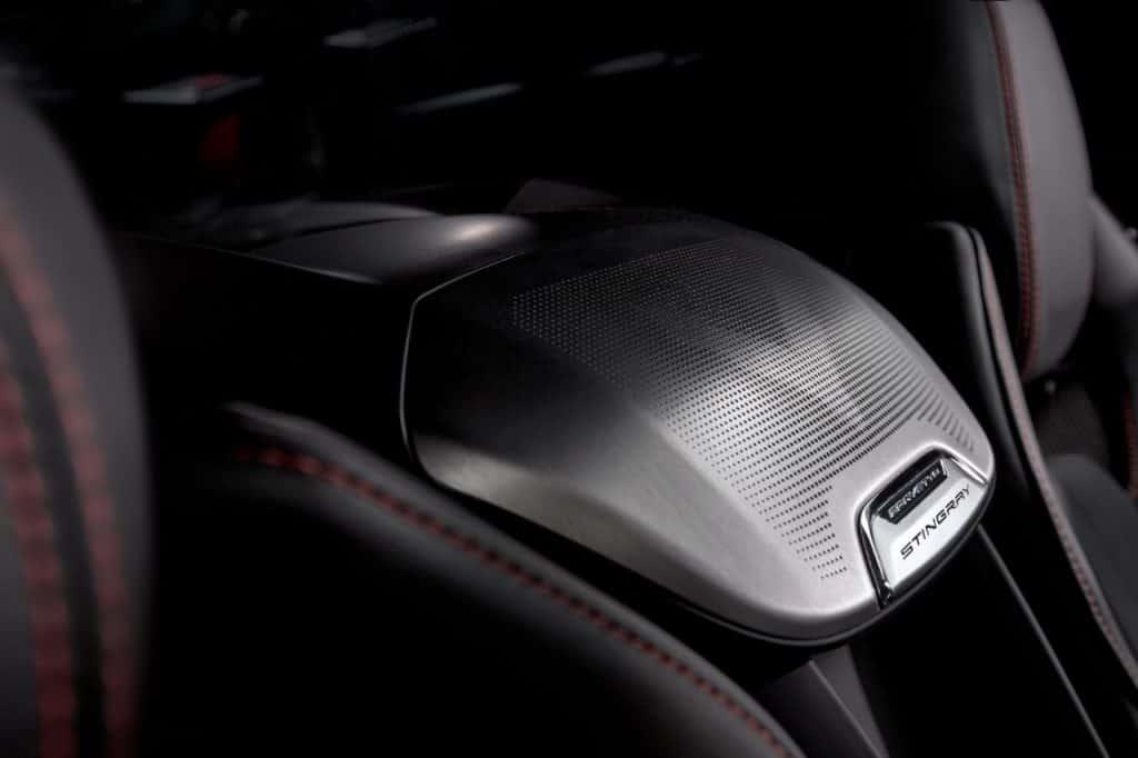 Neue Corvette Stingray