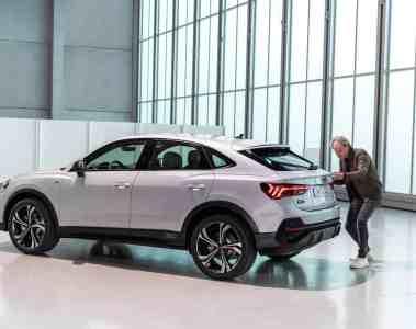 Neuer Audi Q3 Sportback kommt im Herbst