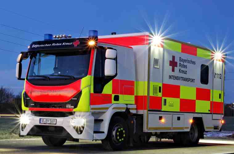 Iveco Rettungswagen