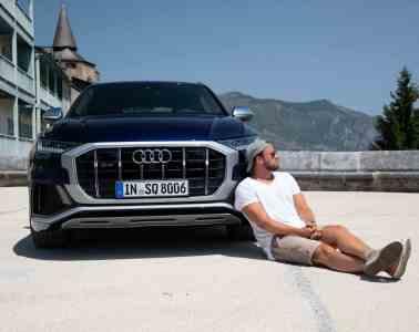 Audi SQ8 TDI (435 PS) , Jan Weizenecker