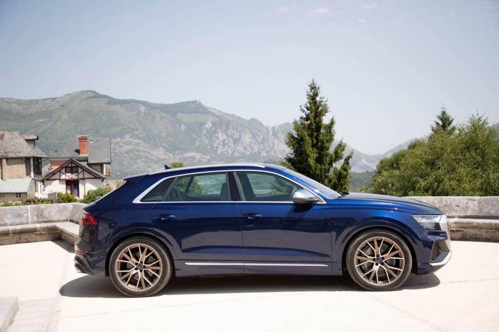 Audi SQ8 TDI (435 PS)