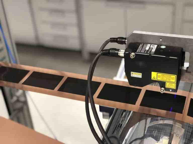 Neues Beschichtungsverfahren für Elektroden von Lithiumionen-Batterien.