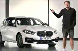 BMW 1er, Jan Weizenecker