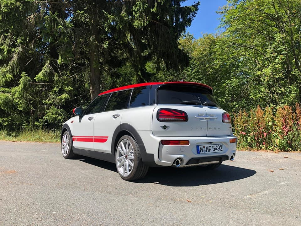 Mini John Cooper Works Clubman Facelift