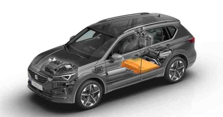 Seat Tarraco mit Plug-in-Hybrid kommt 2020